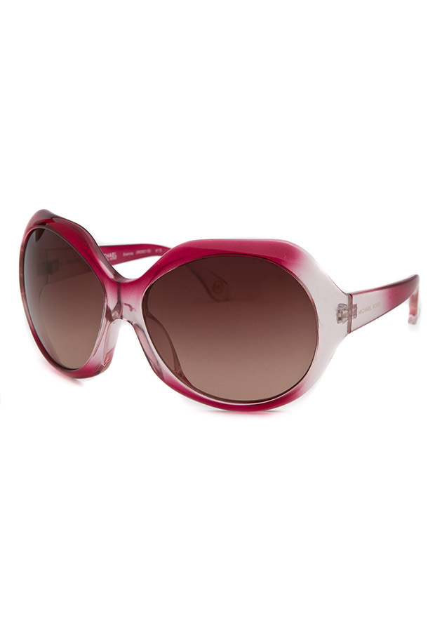 Women's Sienna Oversized Pink Gradient Sunglasses - Michael By Michael Kors Watch