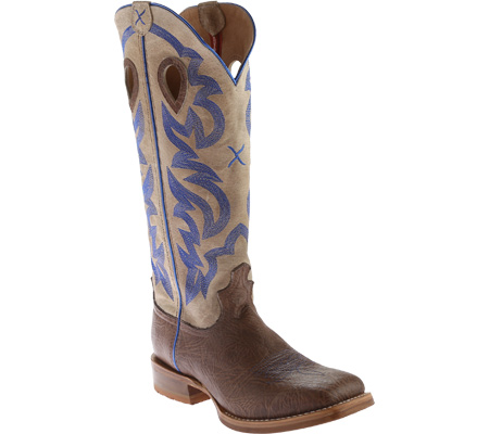 Men's Twisted X Boots MBKL012 Buckaroo Cowboy Boot