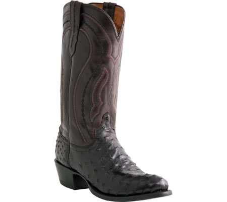 Men's Lucchese Since 1883 M1608. R4 Rounded Toe Cowboy Heel Boot