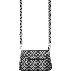 baggallini - EVB477 Everyday Bagg (Women's) - Trellis Black