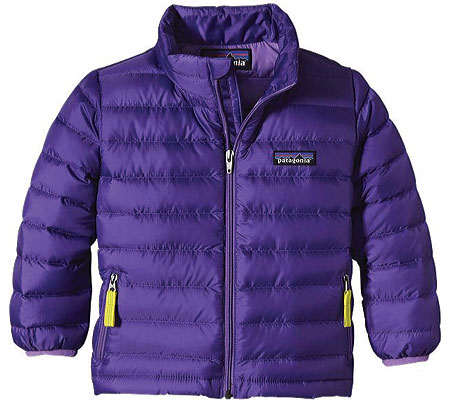 Infants/Toddlers Patagonia Baby Down Sweater - Concord Purple Down Jackets