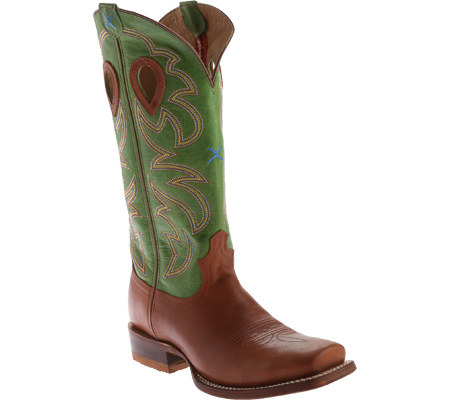 Men's Twisted X Boots MRSL033 Gold Buckle Cowboy Boot