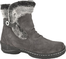 Blondo - Belgin (Women's) - Grey Suede