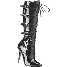 Pleaser - Seduce 2033 (Women's) - Black Patent