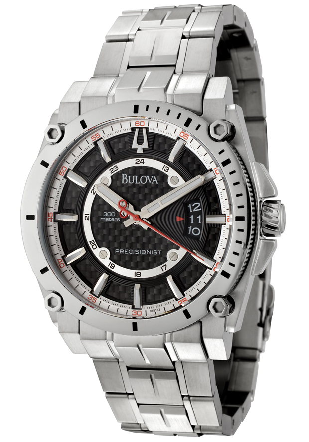 Men's Champlain Precisionist Titanium - Bulova Watch