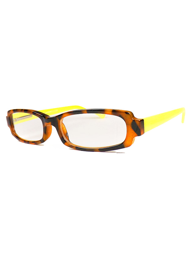 Handmade Plastic Fashion Reading Glasses - Total Shades Watch