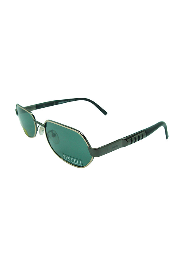Green Fashion Sunglasses - Vecceli Italy Watch