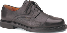 Mephisto - Melchior (Men's) - Dark Brown Smooth/Grain