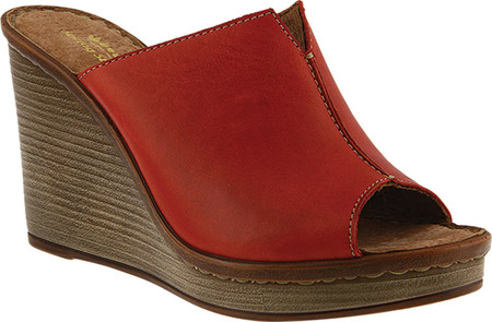 Women's Spring Step Chrisy Wedge Slide