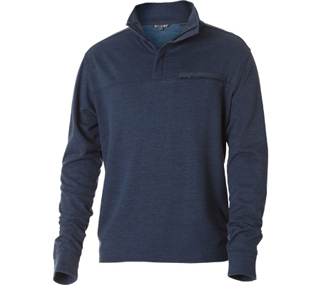 Men's Royal Robbins Pigment Terry 1/4 Zip T-Shirt