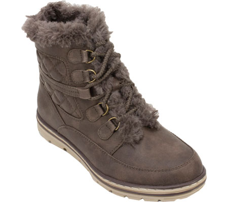 Women's Cliffs by White Mountain Kassia Quilted Hiker Boot