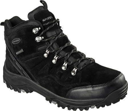 Men's Skechers Relaxed Fit Relment Pelmo Hiking Boot