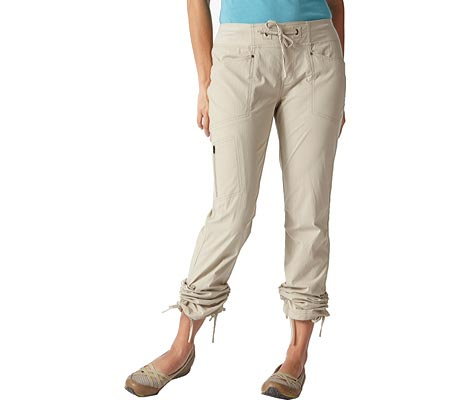 Women's Royal Robbins Jammer Roll-Up Pant Long