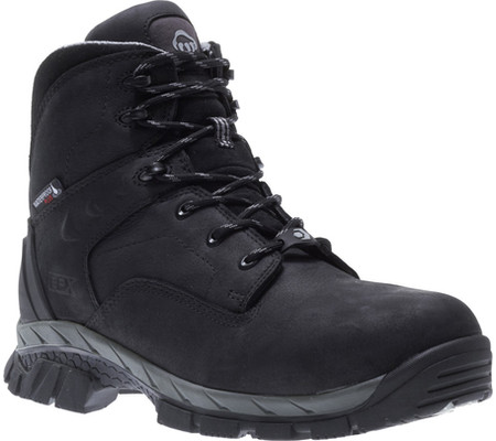 "Men's Wolverine Glacier Ice EPX Waterproof 6"" Comp Toe Boot"