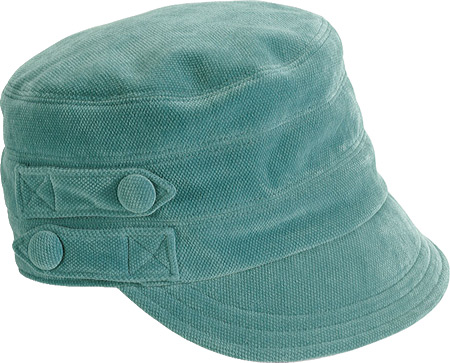 Women's San Diego Hat Company Button Cap EBH9236