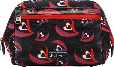 Women's Sakroots Artist Circle Carryall Cosmetic Case