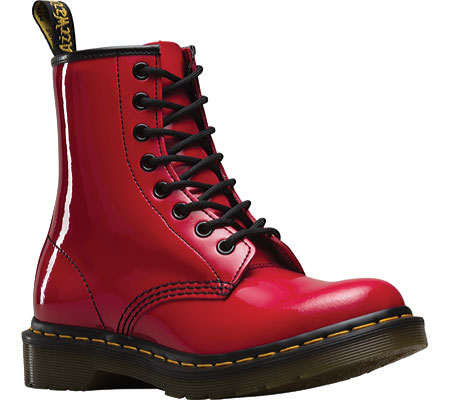 Women's Dr. Martens 1460 8-Eye Boot Patent