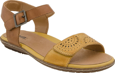 Women's Earth Star Flat Sandal