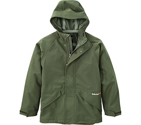 Men's Timberland PRO Dry Squall Waterproof Hooded Jacket
