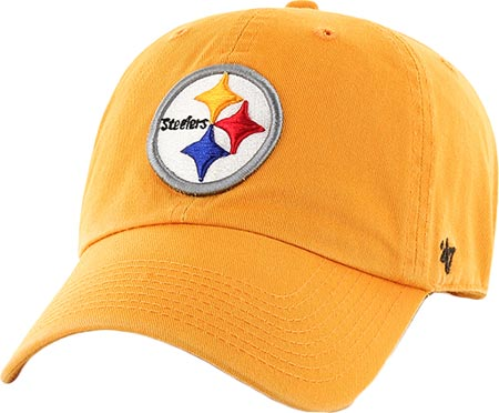 47 Pittsburgh Steelers '47 Clean Up Hat