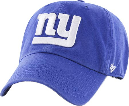 47 New York Giants '47 Clean Up Hat