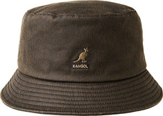 Kangol Quilted Military Lahinch - Tobacco Hats