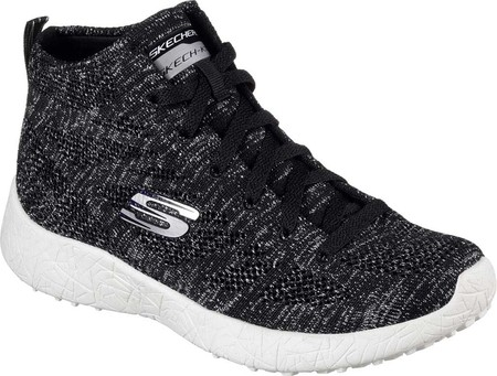 Women's Skechers Burst Moon Dust High Top