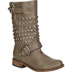 Beston - Apache-23 (Women's) - Taupe Faux Leather