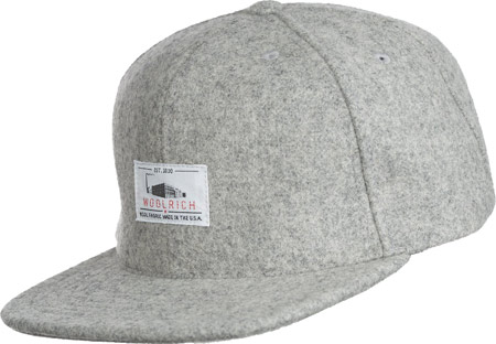 Men's Woolrich Wool Baseball Cap
