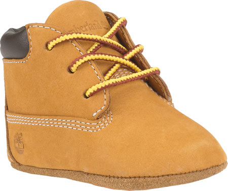 Infants/Toddlers Timberland Crib Bootie with Hat - Wheat Boots