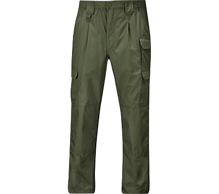 Men's Propper Tactical Pant Poly/Cotton Ripstop 36 - Olive Cargo Pants