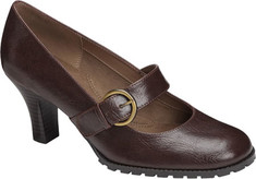 Aerosoles - Missle (Women's) - Brown Faux Leather