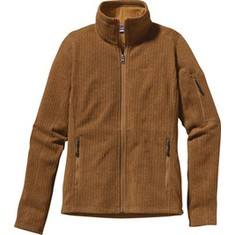 Women's Patagonia Better Sweatshirt Cables Jacket - Bear Brown Sweaters