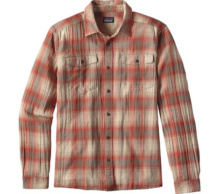 Men's Patagonia Long-Sleeved Steersman Shirt