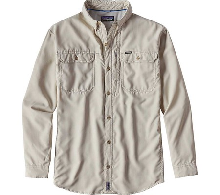 Men's Patagonia Long Sleeve Sol Patrol II Shirt