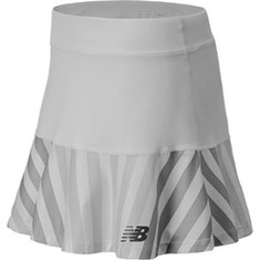 New Balance - Challenger Printed Skirt (Women's) - White