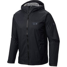 Mountain Hardwear - Plasmic Ion Jacket (Men's) - Black