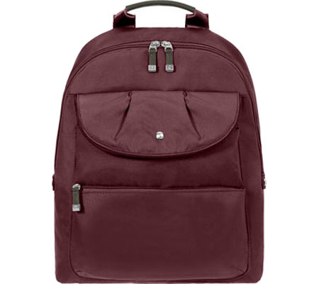 Women's baggallini COM811 The Commuter Backpack - Plum Casual Handbags