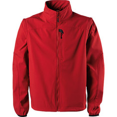 5.11 Tactical - Valiant Softshell Jacket (Men's) - Range Red