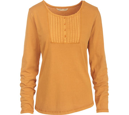 Women's Woolrich First Forks Henley