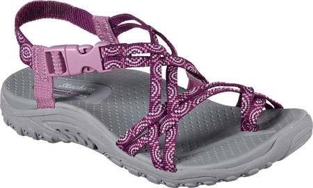 Women's Skechers Reggae Happy Rainbow Sandal
