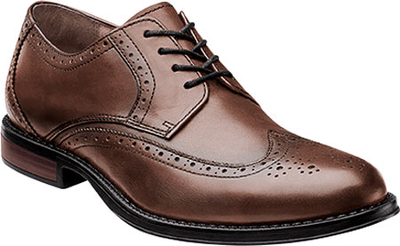Men's Nunn Bush Ryan Wing Tip Oxford