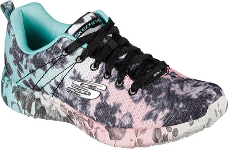 Women's Skechers Burst Wild Rose Sneaker